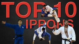 Top 10 Judo Throws of 2016
