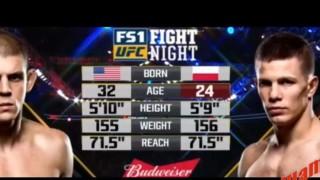 Joe Lauzon vs. Marcin Held Full Fight – UFC Fight Night Phoenix