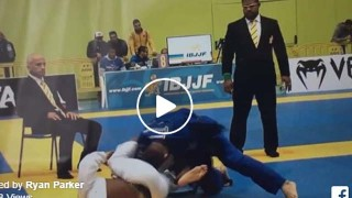 Controversial Reset In Euros 2017 Middleweight finals