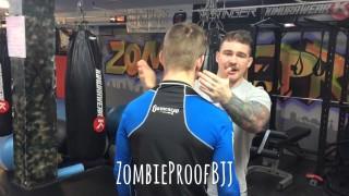 Alexey Oleynik's Nogi Ezekiel From UFC FN103 –  Kent Peters