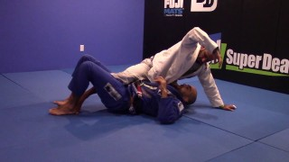 Best Half Guard Player In The World Shows An Easy Sweep From Half Guard