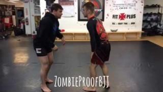 Blast Single Leg Off Armdrag –  Kent Peters