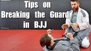 Breaking Guard Effectively – Nick Albin