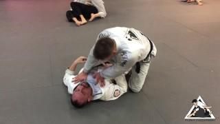 Cross Side Mount Technique – Tony Pacenski