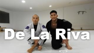 De La Riva hook adjustments with Gil Catarino and Mahamed Aly