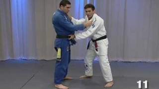 Demian Maia- Stopping the guard pull