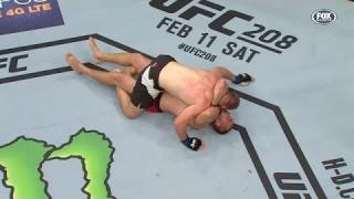 First Ezekiel Choke in UFC History!!! ( Gracie Breakdown Feat. Vince Vaughn)