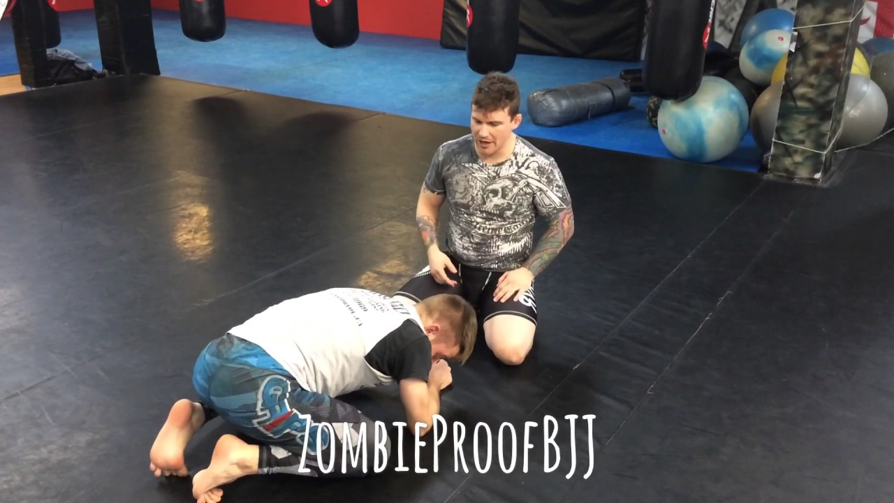 Garry Tonon Style Sneaky Backtake vs Turtle – Kent Peters