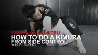 How To Do A Kimura From Side Control – Evolve University
