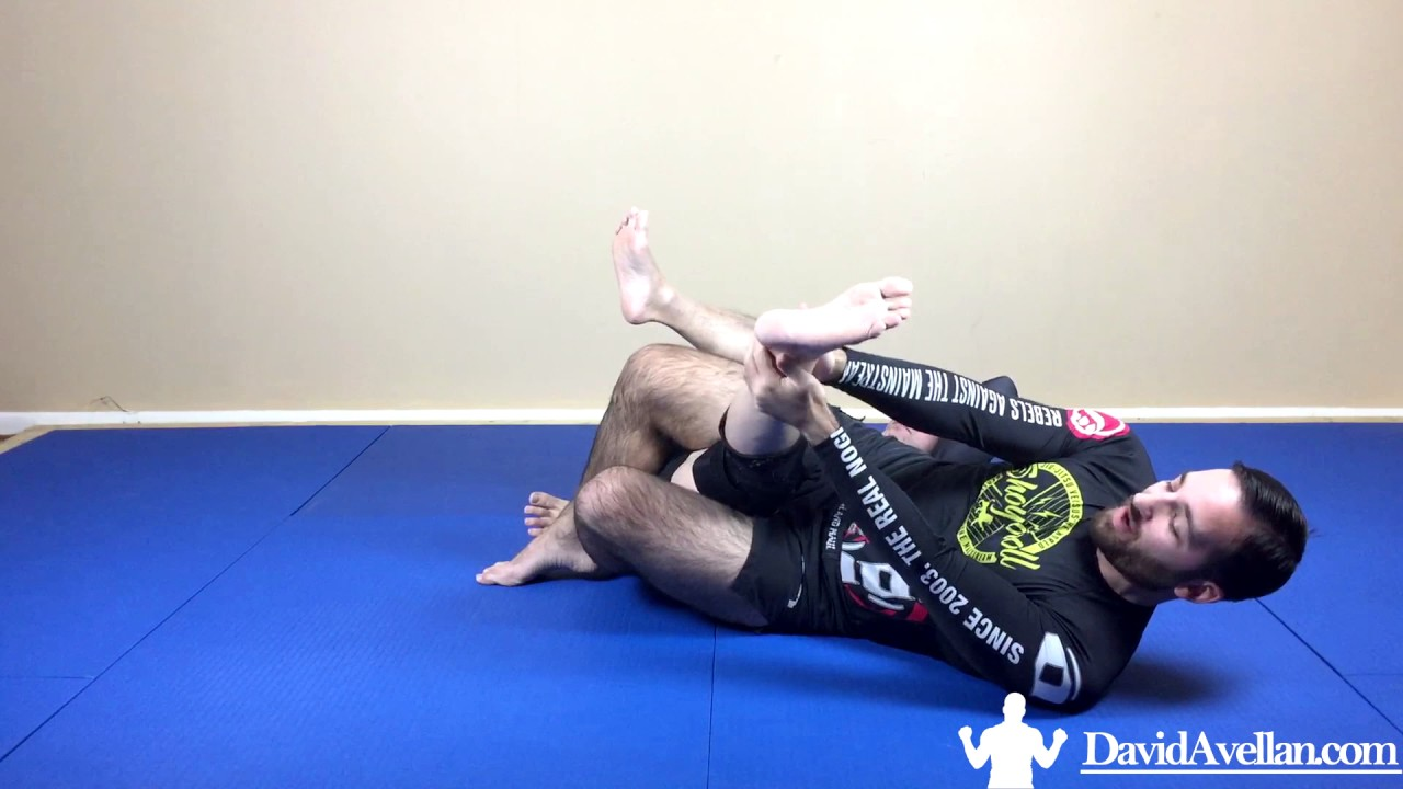 How to get the Perfect Knee Bar – David Avellan