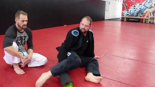 Improve Hip Rotation Mobility For Ease With S-Mount For BJJ