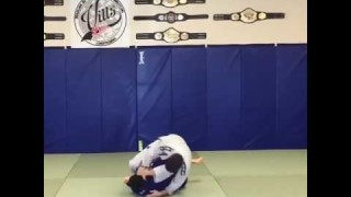 Leg drag -Omoplata –Ezequiel! drill from Mikey and Tammi Musumeci