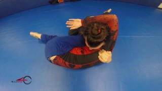 Leg-in Darce Choke – Mike Bidwell