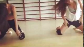 Mackenzie Dern & Kauan Gracie (Rickson's Daughter) Dancing