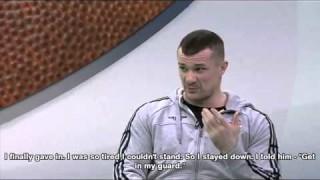 Mirko Cro Cop on The Time He Put Fabricio Werdum To Sleep with a Choke