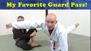 My Favorite Guard Pass –  Stephan Kesting