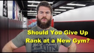 Nick Albin Talks Giving Up a Purple Belt When He Moved Gyms
