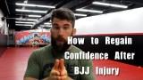 Overcoming Anxiety about BJJ Training after a Knee Injury