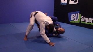 Push Him Away From Knee Cut – Bernardo Faria