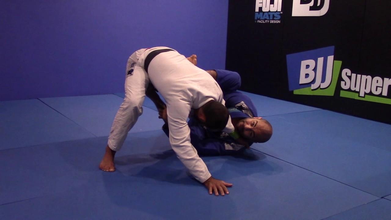 Push Him Away From Knee Cut – Bernardo Faria