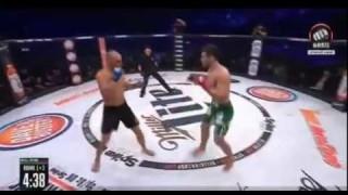 Ralek Gracie vs Hisaki Kato – Bellator 170