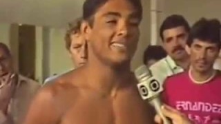 Sick And Rare Rickson Gracie BJJ Footage From The 1980′s