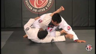 Stack Pass to Back Control finishing with the Zipper Choke – Cobrinha