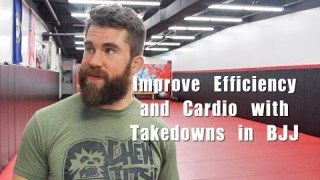 Stop Gassing with Takedowns in BJJ