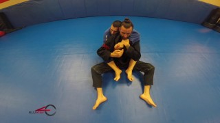 """The Escape Artist"" Micro-Seminar: BJJ Back Escapes"