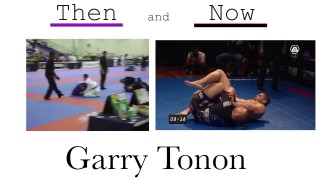 Then and Now || Garry Tonon (Garry The Purple Belt vs Garry Black Belt)
