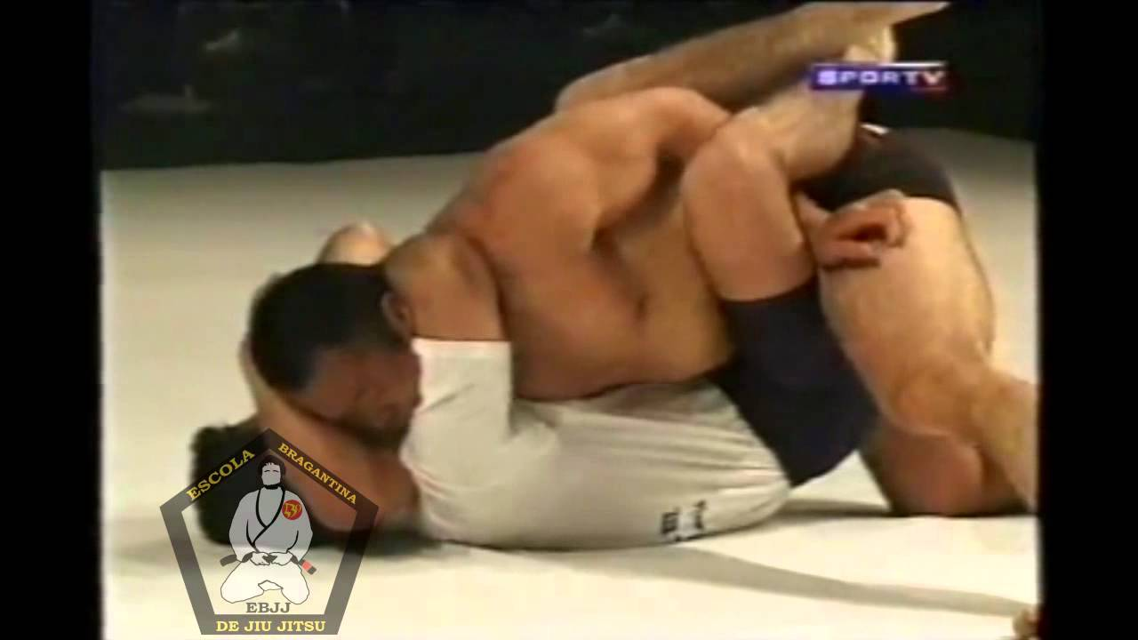 Throwback: ADCC 2001- Jean Jacques Machado vs Ricardo Arona