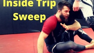 Tip to Making this BJJ Sit Up Guard Sweep Work (Inside Trip)