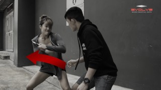 Wrist Grab Escape – Evolve University