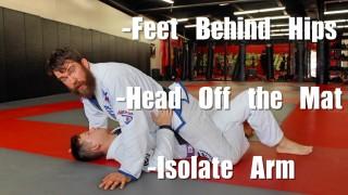 3 Quick Positional Tweaks to Hold Mount in BJJ – Nick Albin