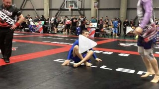 Ultra Careful Approach Straight Into a Sharp Heel Hook! – Alexandr Magala