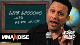 6  Lessons with Renzo Gracie