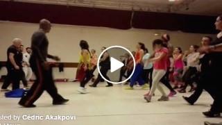Jiu-Jitsu vs Zumba Challenge!