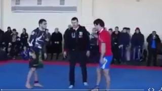 Wrestling vs Brazilian Jiu-Jitsu With Slams