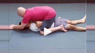 Interesting Transition: Armbar Fake Into Omoplata into inverted triangle
