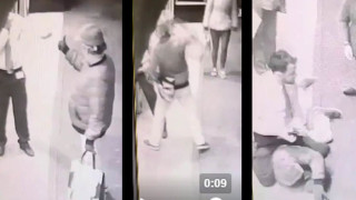 Watch: BJJ Security Guard Defends Himself Against Attacker
