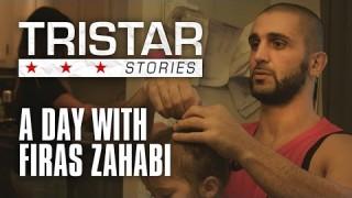 A Day with Firas Zahabi