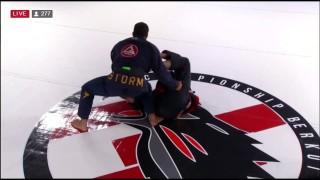 ACB JJ Grand-Prix 85 kg Final fight – Gabriel Arges vs Otavio Sousa