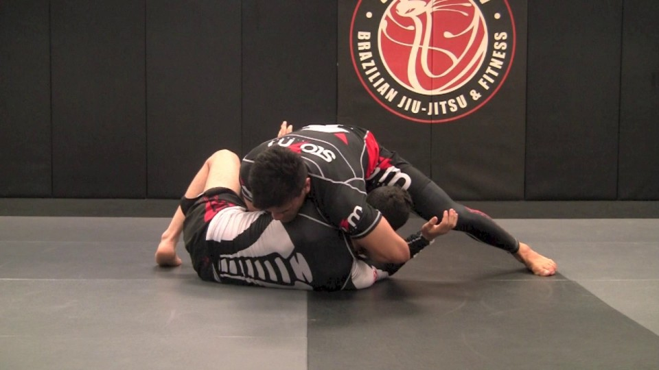 Cobrinha Tech of the Week – One Handed Guillotine