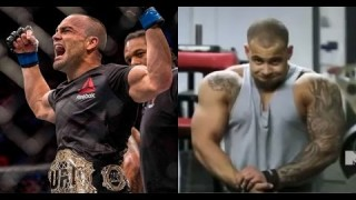 Eddie Alvarez Fights Bully Bodybuilder