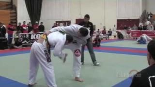 Flashback: Roger Gracie Submits Xande Ribeiro With Beautiful Set Up