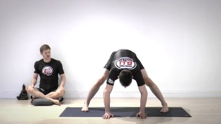 Hip Opening Stretching Sequence, Free Class – Yoga For BJJ