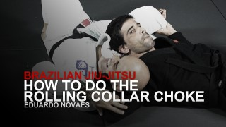 How To Do A Rolling Collar Choke | Evolve University
