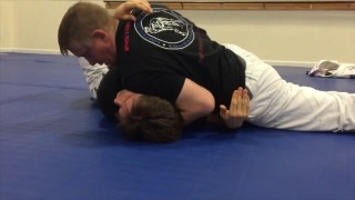 How to Have the Most Brutal Side Control Ever – Roy Marsh