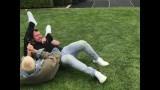 Justin Bieber Brazilian Jiu Jitsu Rolling With Manager