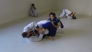 Mixing Modern & Old School BJJ – Tyler and Jenna Bishop
